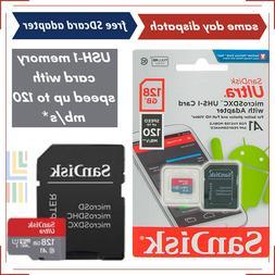 SanDisk 128GB Micro SD Card Classe 10 per Samsung Galaxy S10