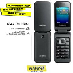 Samsung 3520I Telefono Cellulare FLIP-ANTRACITE a colori Cam