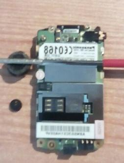 cellulare panasonic EB-A102 scheda madre lcd mic.altoparlant