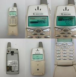 CELLULARE ERICSSON T39 BEIGE GSM SIM FREE DEBLOQUE UNLOCKED