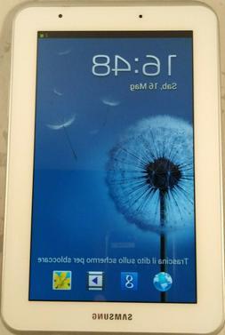 CELLULARE Samsung Galaxy Tab 2 7.0 GT-P3110 WI-FI USATO SIM