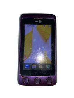 Cellulare LG KP500 Telefono Funzionante