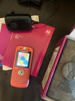 Cellulare Motorola L6 PinK VINTAGE PERFETTAMENTE FUNZIONANTE