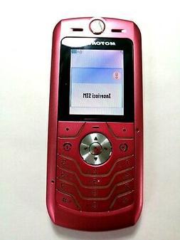 Cellulare Motorola L6 VINTAGE PERFETTAMENTE FUNZIONANTE V