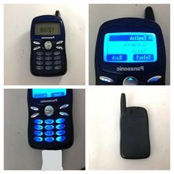 CELLULARE PANASONIC MINI EB A100 BLU GSM SIM FREE DEBLOQUE U