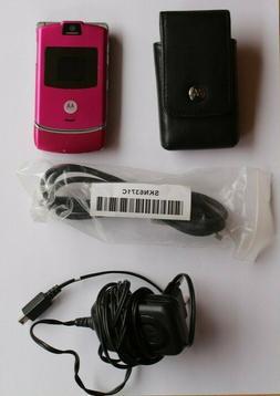 Cellulare Motorola RAZR V3 Funzionante Fotocamera Bluetooth