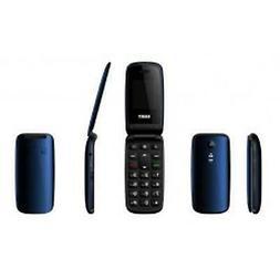 CELLULARE SAIET LIKE ST-MC10 BLU, QUAD BAND GSM 850/900/1800