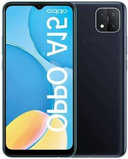 "Cellulare Smartphone OPPO A15 Dual Sim 32GB+3GB RAM 6.5"" BLA"