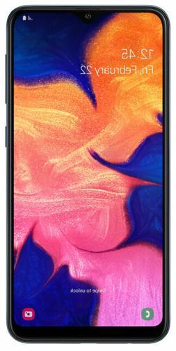 Samsung Cellulare Smartphone Galaxy A10 A105F 32Gb Nuovo Gar