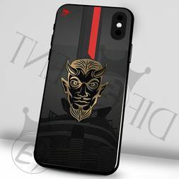 Cover cellulare custodia  mascherina tifosi milan rossoneri