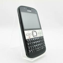 Nokia E5-00 Nero senza Simlock Cellulare Originale Buono