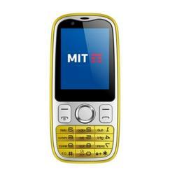 Tim Easy 4G 2 GB Cellulare Smartphone Giallo