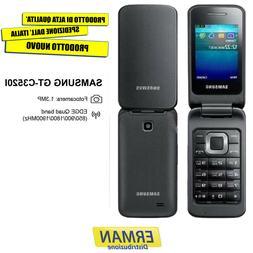 Samsung GT-C3520I Telefono Cellulare ANZIANI TASTI GRANDI a