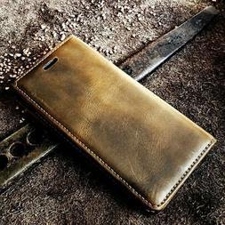 Huawei Mate 20 Lite Vintage Pelle Custodia Protettiva per Ce