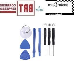 kit riparazione smartphone smontaggio cellulari set cacciavi