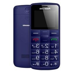 Panasonic KX-TU110 4,5 cm  Blu Telefono cellulare basico