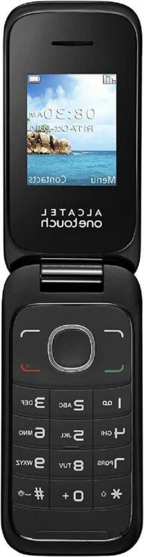 Alcatel 10-35D Telefono Cellulare, Dual SIM, Bianco