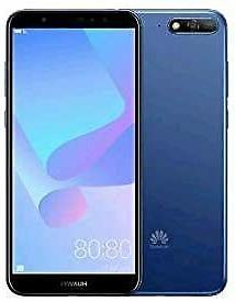 HUAWEI Cellulare Ascend Y6 2018 Blu VODAFONE