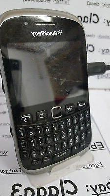 BLACKBERRY Curve 9320 cellulare smartphone telefono Wi-Fi NE