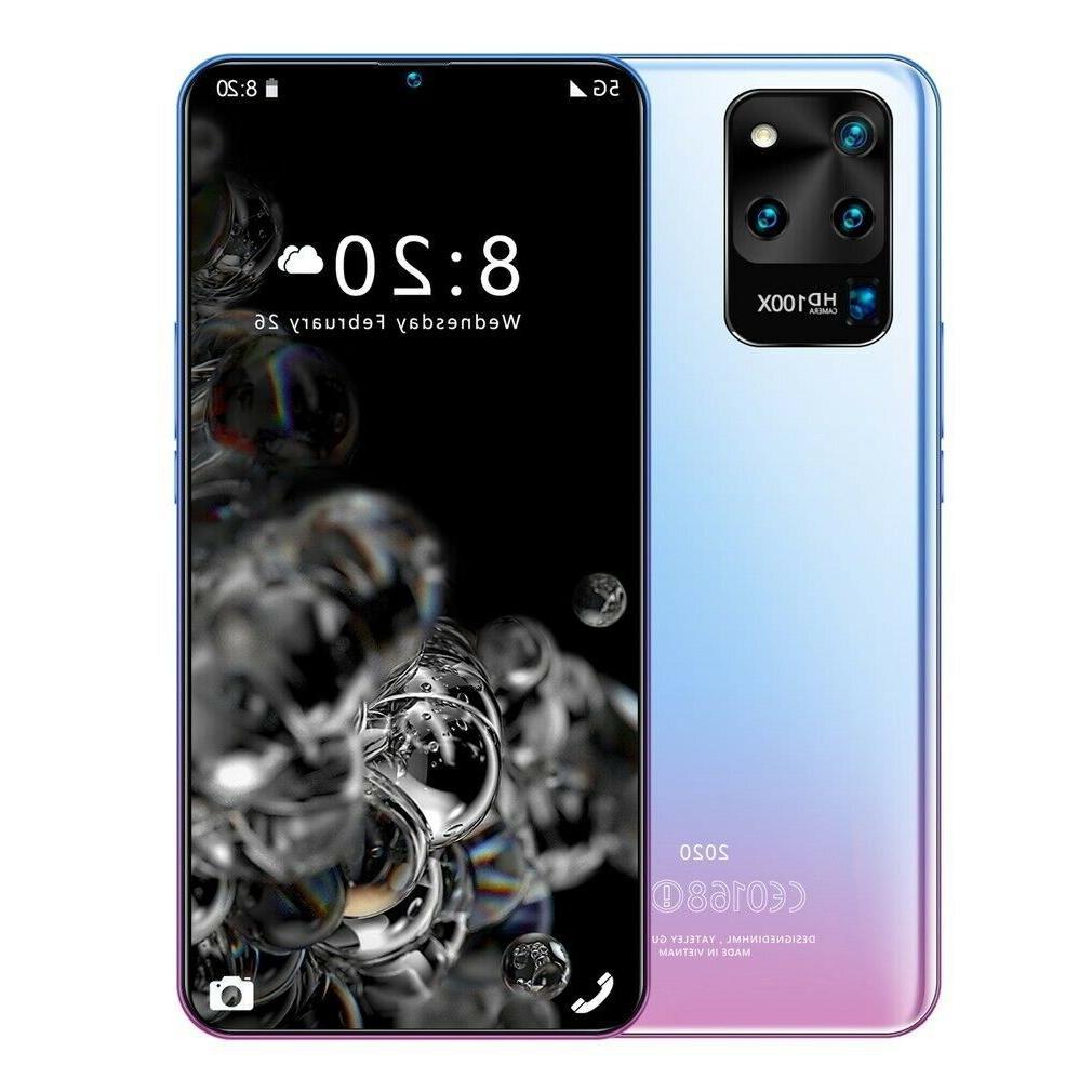 nuovo s20u smartphone 7 3 pollici telefoni