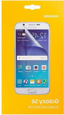 Samsung Pellicola protettiva cellulare smartphone Galaxy S6