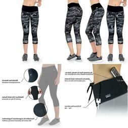 Formbelt® Leggings Sportivi Da Donna A Tre Quarti Con Marsu