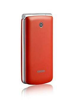 Brondi Magnum 3 Telefono Cellulare, Tastiera Fisica, Rosso,
