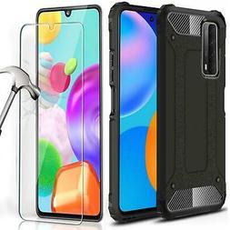 Per Huawei P Smart 2021 Custodia Sottile Armatura Urto Cover