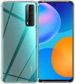 Per Huawei P Smart 2021 Custodia, Urto Trasparente Gel Silic