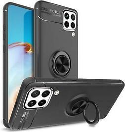 Per Huawei P40 Pro Lite 5G Y6P Y5P 5T Caso Magnetico Anello