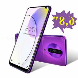 Smartphone 2020 NUOVO 6,8 Pollici Android 9.0 Telefoni Cellu