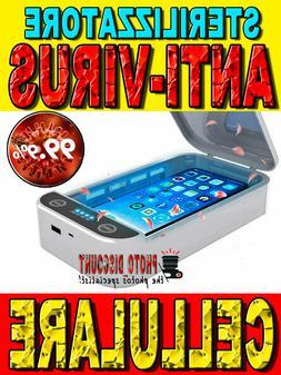 STERILIZZATORE COVER CELLULARE TELEFONO PER SAMSUNG Galaxy S