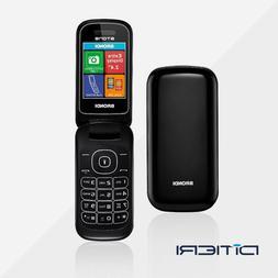 Brondi Stone Telefono Cellulare Anziani Conchiglia Dual Sim