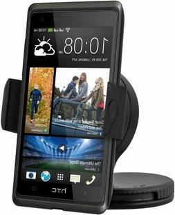 Supporto da auto parabrezza per cellulari HTC Desire + Disco