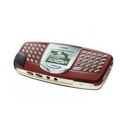 TELEFONO CELLULARE NOKIA 5510 ROSSO GSM TASTIERA QWERTY RADI