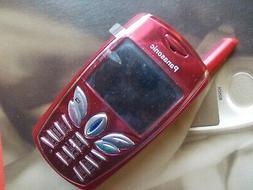 Telefono Cellulare PANASONIC G50 ROSSO, GRIGIO NUOVO ORIGINA