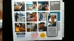TELEFONO CELLULARE GSM  NOKIA N73 colore NERO,brandizzato TI