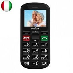 Artfone Telefono Cellulare per Anziani con Tasti Grandi | Fu