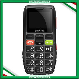 ✅ TELEFONO CELLULARE PER ANZIANI NONNI ARTFONE C1 TASTI GR