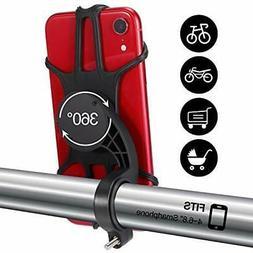 Tencoz Porta Cellulare Bici, Supporto Bici Smartphone, Suppo