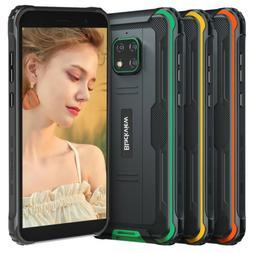 Tough aggiornato Blackview BV4900 Android 10 Cellulare Robus