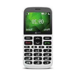 Vodafone Doro 1370 Bianco Cellulare - Nuovo / con Scatola