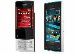 Nokia X3-00 Cursore X6 Cellulare Bluetooth MP3 Giocatore Tel